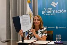 Laura Stratta Foro de Vicegobernadores y Vicegobernadoras de Argentina