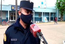 Emilio Piaggio subjefe policía San Salvador