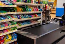 supermercado cajas