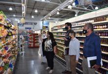 La Provincia impulsa la venta de alimentos hechos en Entre Ríos en hipermercados del país.