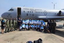Atletismo: tres atletas entrerrianos viajaron al Sudamericano U20 de Lima