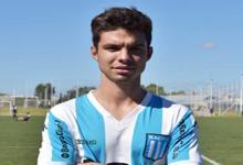 Fútbol: el juvenil entrerriano Tiago Banega debutó con la camiseta de Racing