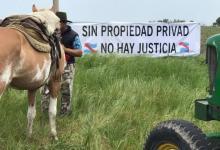 """Diputados de JxC pidieron """"urgente intervención"""" del gobierno ante """"las usurpaciones"""""""