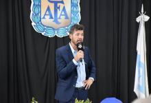 Marcelo Tinelli fue elegido unánimemente como presidente de la Superliga
