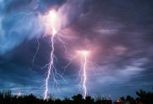 Tormenta en Paraná