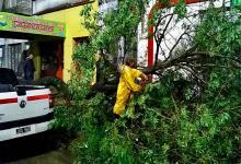 tormenta Paraná