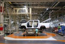 """El presidente de Toyota Argentina, Daniel Herrero, valoró: """"Es la primera vez que un gobierno define el sector automotriz como estratégico""""."""