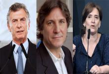 Macri, Boudou y Michetti percibirán a partir de agosto sus pensiones vitalicias.
