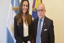 El gobierno le dio representación plena a la embajadora venezolana de Juan Guaidó