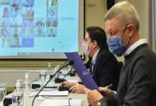 sesión del Consejo Federal de Educación