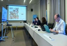 Nicolás Trotta reunión virtual