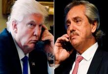 Trump y Fernández