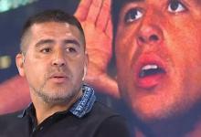 """Riquelme pidió """"terminar con una gestión en Boca que ha entristecido a todos los bosteros"""""""