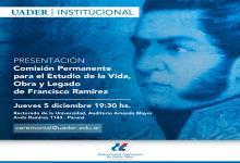 Bicentenario de la República de Entre Ríos en la UADER