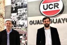 A través de un encuentro virtual asumieron las nuevas autoridades en la UCR Gualeguaychú, en un acto presidido por Darío Carraza y José Dorati.