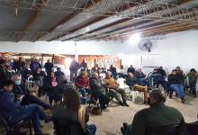 Alternativa Radical se reunió ayer en Villaguay.