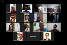 Comité UCR Entre Ríos reunión virtual