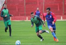 Amistoso: el entrerriano Walter Bou anotó en el empate entre Unión y Sarmiento