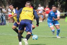 Fútbol: Unión de Santa Fe empató sin goles con Quilmes en su segunda jornada de amistosos