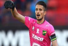 El entrerriano Ezequiel Unsain dejaría Defensa y Justicia para emigrar al Feyenoord