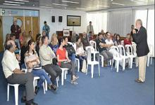 En Urdinarrain se presentó un estudio relacionado con el ambiente y la salud.