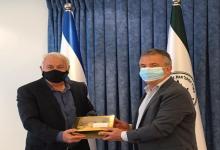 Urribarri y el ministro de Agricultura israelí definieron áreas de trabajo con Argentina