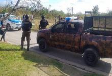 usurpación de terrenos en Paraná