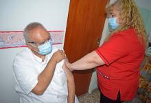 vacunación Covid en Entre Ríos