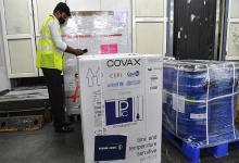 Hoy arribaron al país más vacunas contra el coronavirus a través del mecanismo Covax, que es coordinado por la Organización Mundial de la Salud.