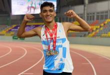 Atletismo: Fader destacó las actuaciones entrerrianas en el Sudamericano U20