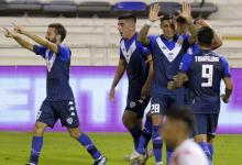 Vélez celebra