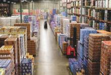 Los precios mayoristas aumentaron 3,5% en julio