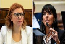 Karina Banfi, diputada nacional, y Pamela Verasay, senadora mendocina