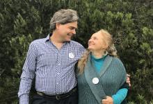 Juntos. Sebastián Cuattromo y Silvia Piceda, dos sobrevivientes de abusos en la infancia que hoy son familia, crearon la asociación civil Adultos por los Derechos de la Infancia, para ayudar a quienes atraviesan los mismos padecimientos.