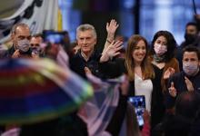 Vidal y Macri