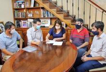 El Ministerio del Interior y el municipio de Villaguay firmaron convenio para equipamiento