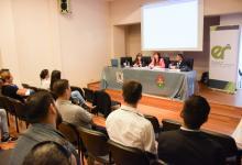 El Gobierno Provincial realiza de manera permanente jornadas de concientización en varios puntos de la provincia vinculado con la temática preventiva sobre la trata de personas.