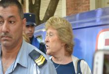 La jueza Alicia Vivian fue agredida verbalmente a la salida de los Tribunales de Gualeguaychú.