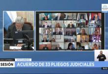 El Senado aprobó los pliegos de candidatos a defensores en Gualeguaychú y Paraná