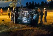 Anoche se produjo un fatal siniestro vial en la Ruta 131.