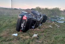 El fatal siniestro se registró en el cruce de las rutas 131 y 12.