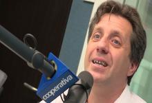 Mauricio Weibel, periodista chileno