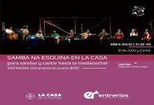 Samba na Esquina