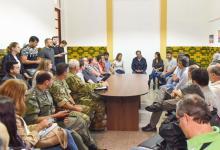 reunión de urgencia Municipalidad de Paraná