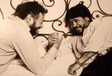 Luis Sepúlveda y Miguel Bonasso