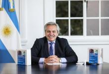 Alberto Fernández presentó kit rápido