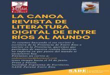 """revista digital de literatura """"La Canoa"""""""