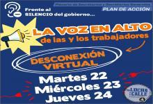 desconexión virtual AGMER