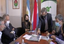 Gustavo Zavallo reunión con Marcelo Richard y Carlos Weiss