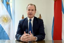 Gustavo Bordet anuncio ley de emergencia